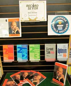Drama Book Store celebrates Glann Alterman